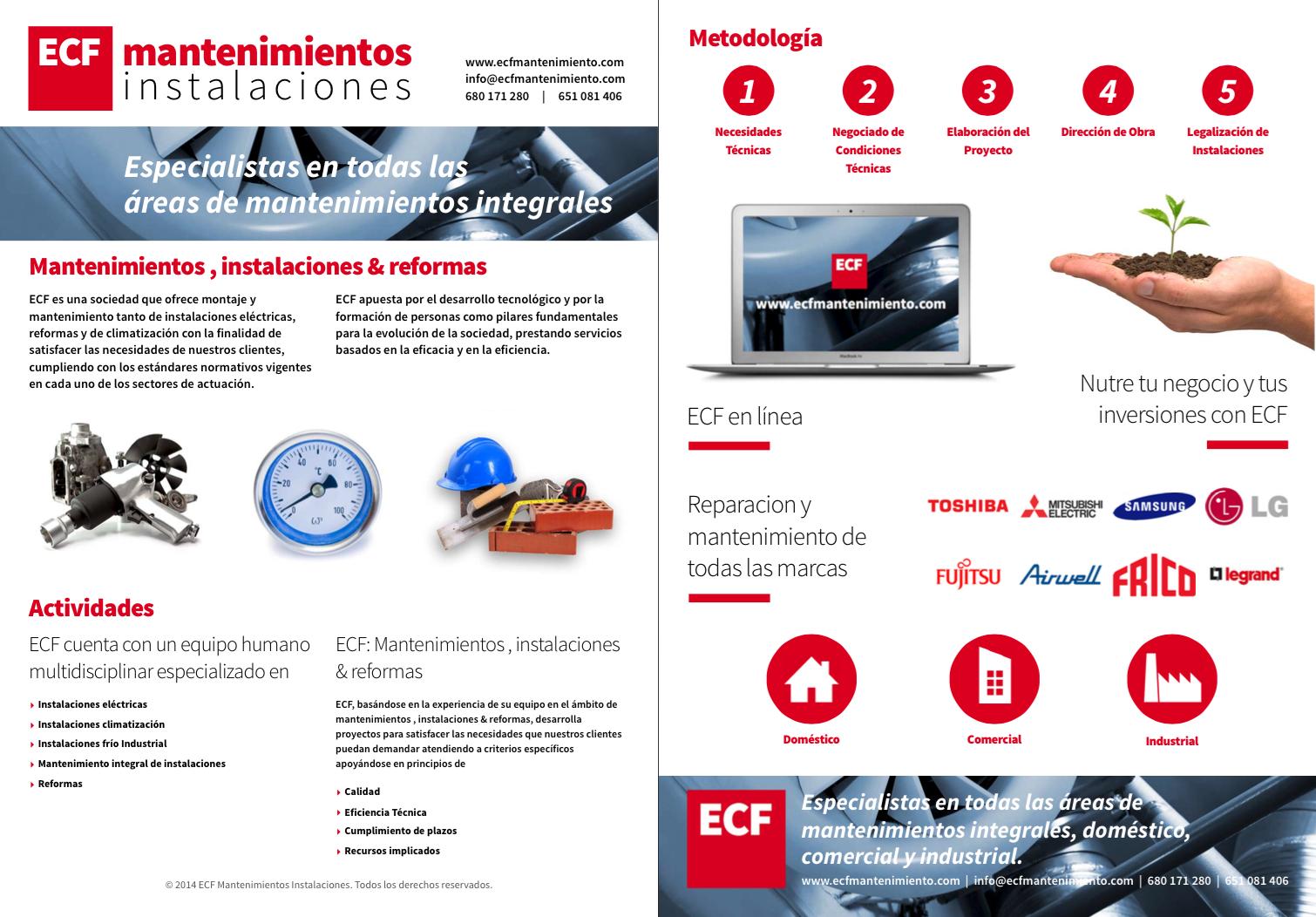 PW Print ECF info