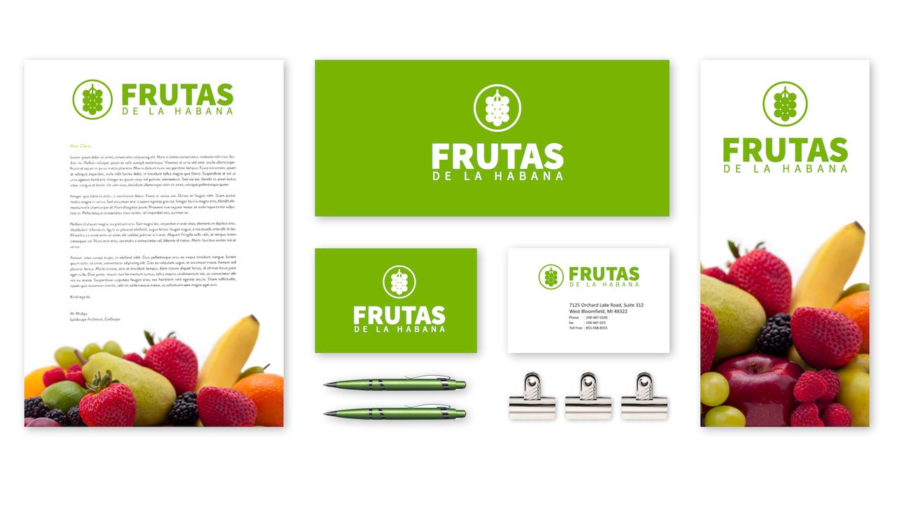 PW Branding Frutas