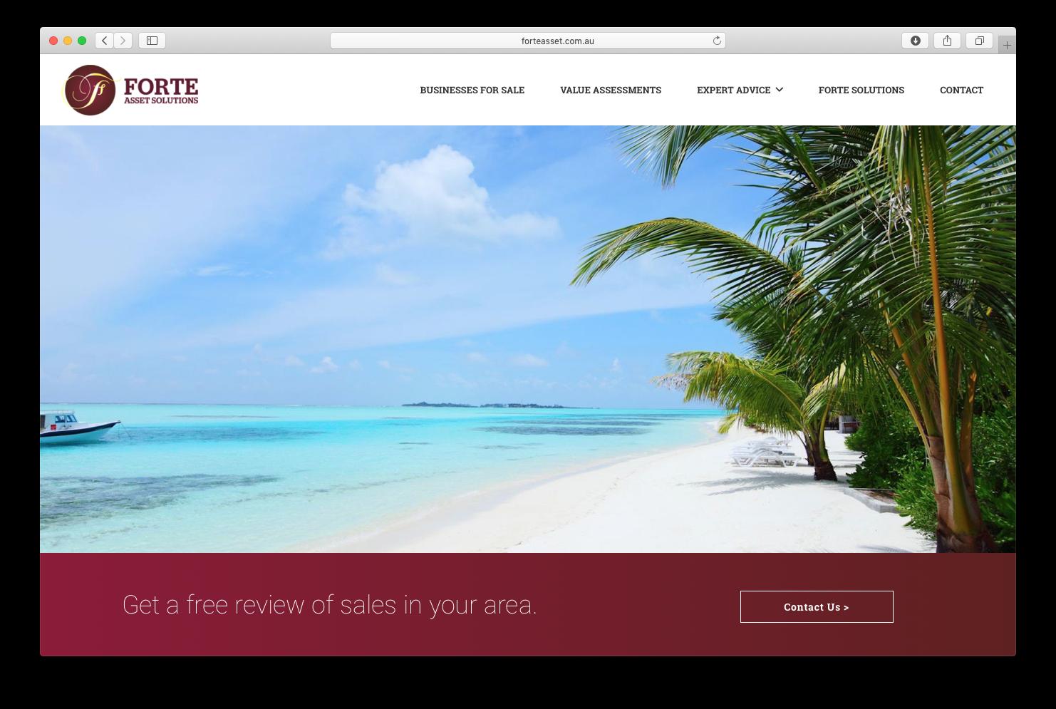 Forte Asset Solutions Whitelam Media