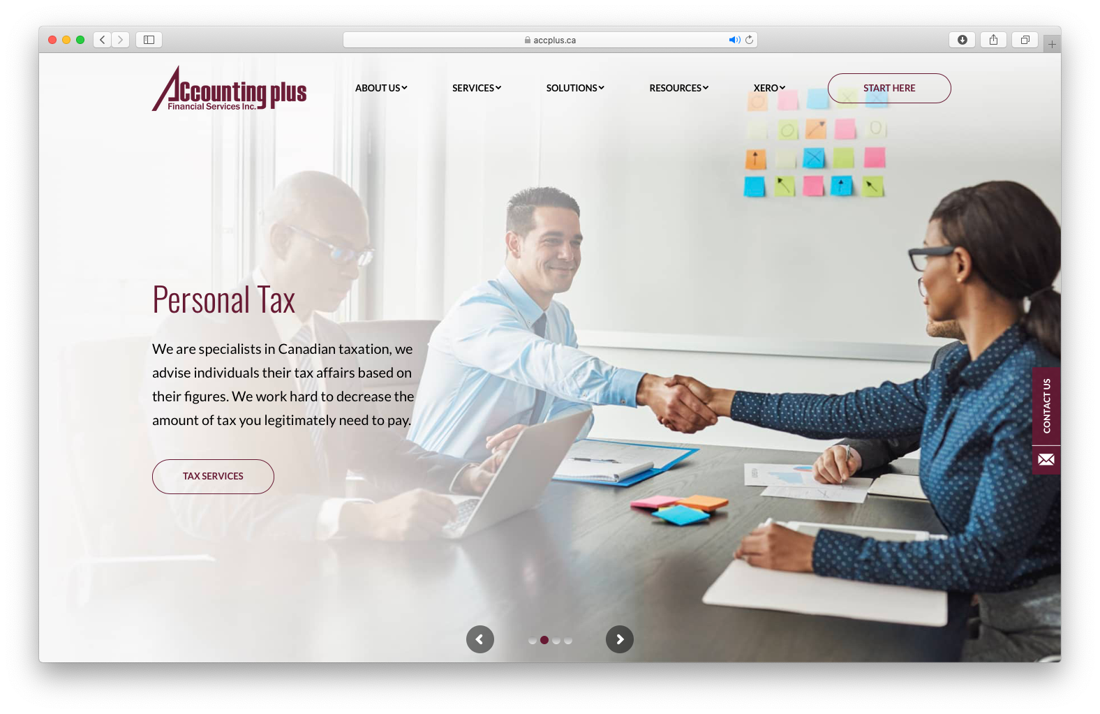 Accounting Plus Financial Services