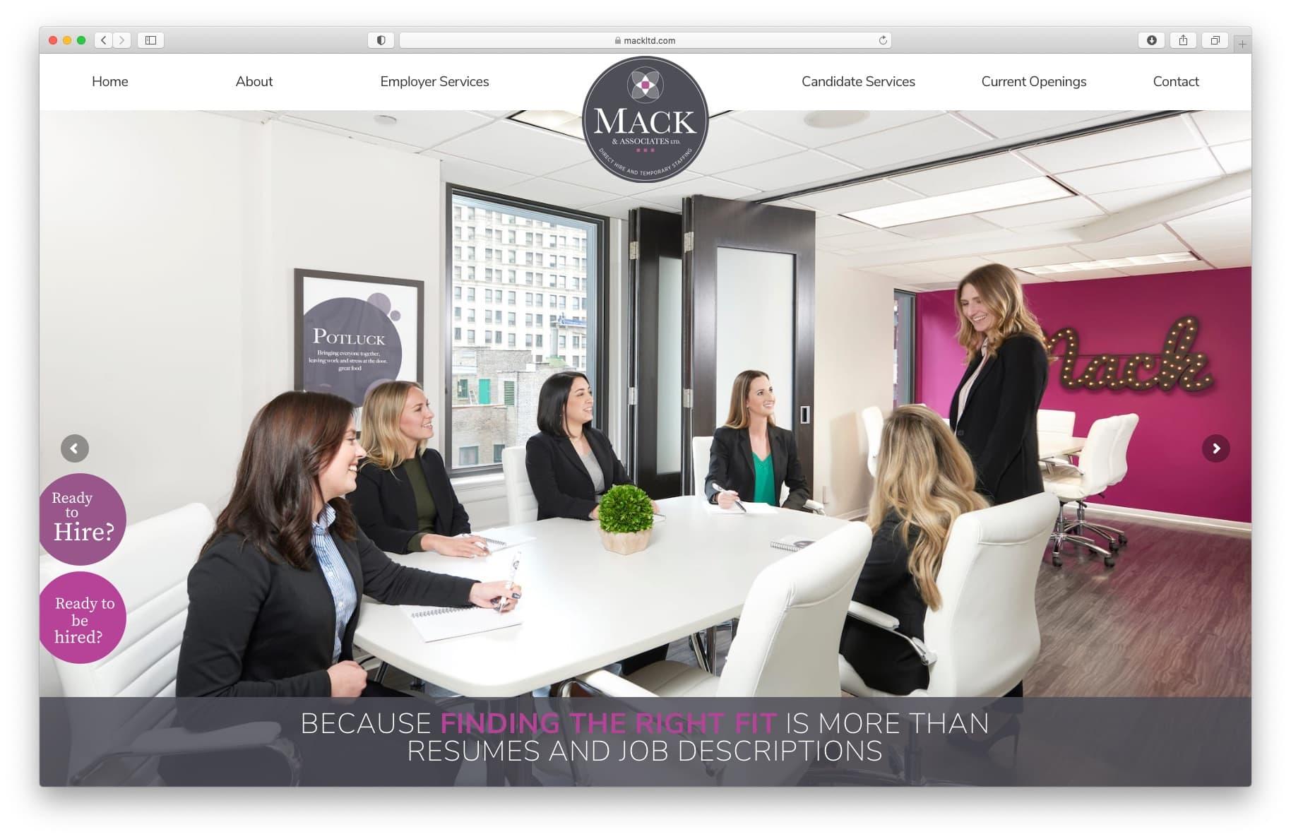 Whitelam Media Web Design